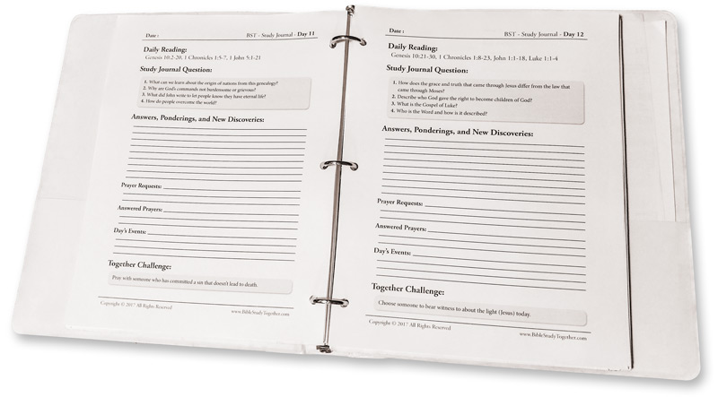 print the journal yourself