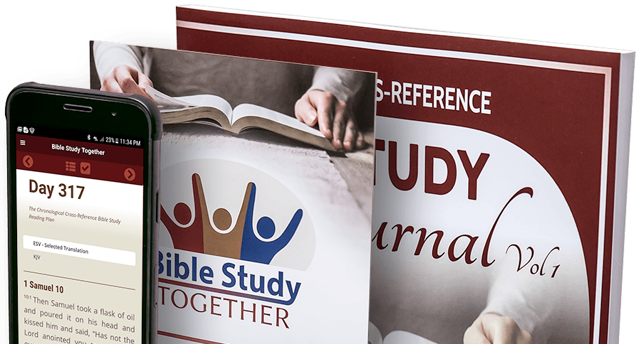 Bible Study Together | Chronological Cross Reference 2 Year Bible